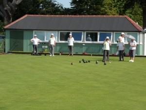 Bowls at Little Gaddesden