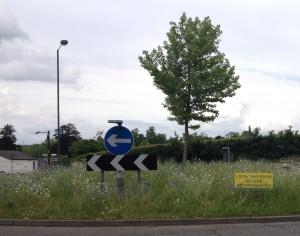 Piccotts End roundabout