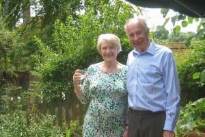 David & Margaret Stanier
