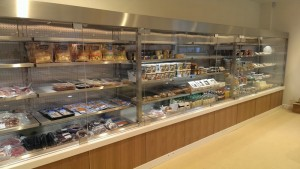 Harpers fine food hall