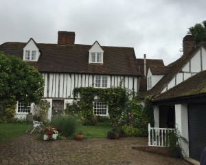 Historic Piccotts End Farm